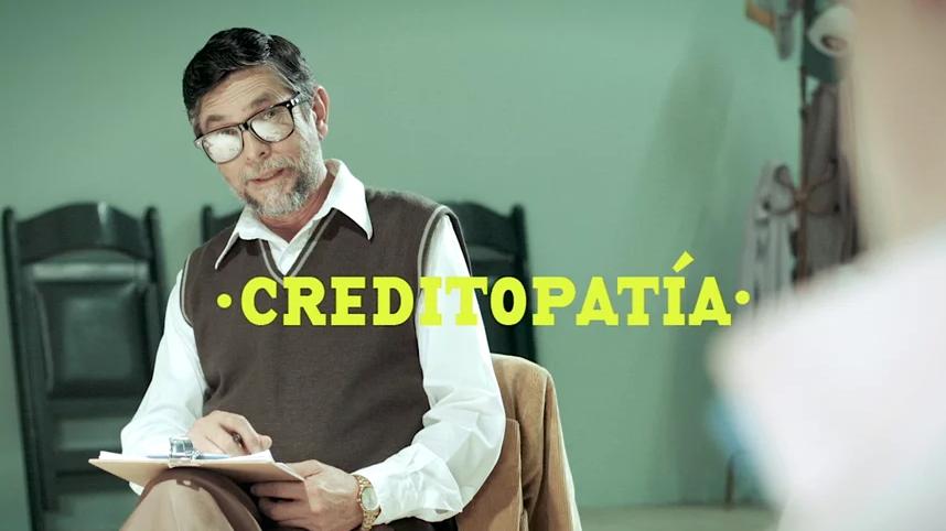 """Sin Crédito """"Creditopatía"""""""